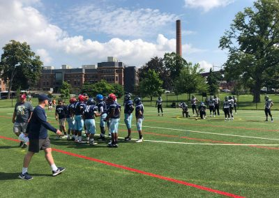 NYC Lions Intermediate Scrimmage Aug. 4th 2019